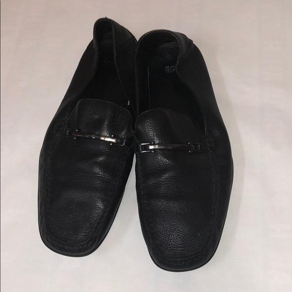 Hugo Boss Fancy Black Loafers